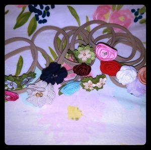 Other - New! Baby girl head bands